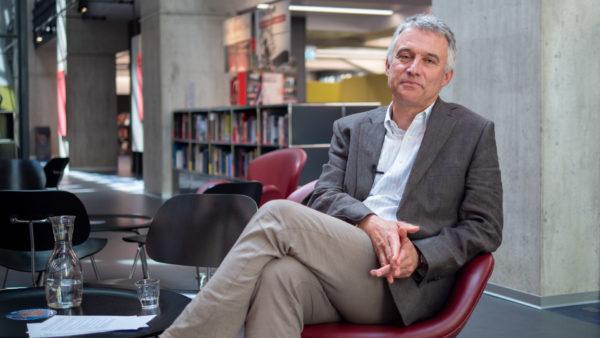 Christian Oesterheld, Direktor der Zentralbibliothek Zürich.