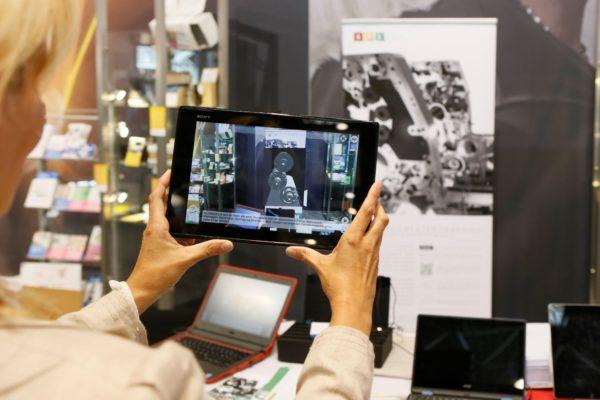 Virtual Drupa, Düsseldorf: Erstmals als exklusive digitale Variante. Foto: Messe Düsseldorf/Constanze Tillmann