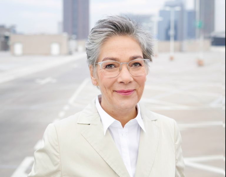 Karin Schmidt-Friderichs. Foto: Gaby Gerster/Feinkorn