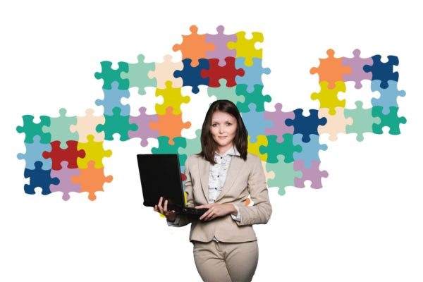 """Während Business früher eine Männerdomäne war, werden heute viele Bereiche von Frauen """"regiert"""". Foto: Pixabay/Gerd Altmann"""