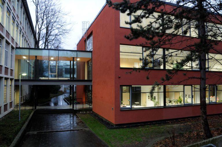 Das staatliche Berufskolleg Kartäuserwall Köln. Foto: BK Köln