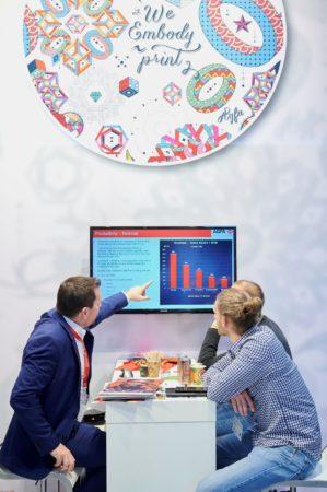 Digitale Fachmesse am Screen: Dieses Jahr wird es das Messe-Trio der Werbeartikelbranche nur in virtueller Form geben. Foto: Messe PSI/Oliver Wachenfeld