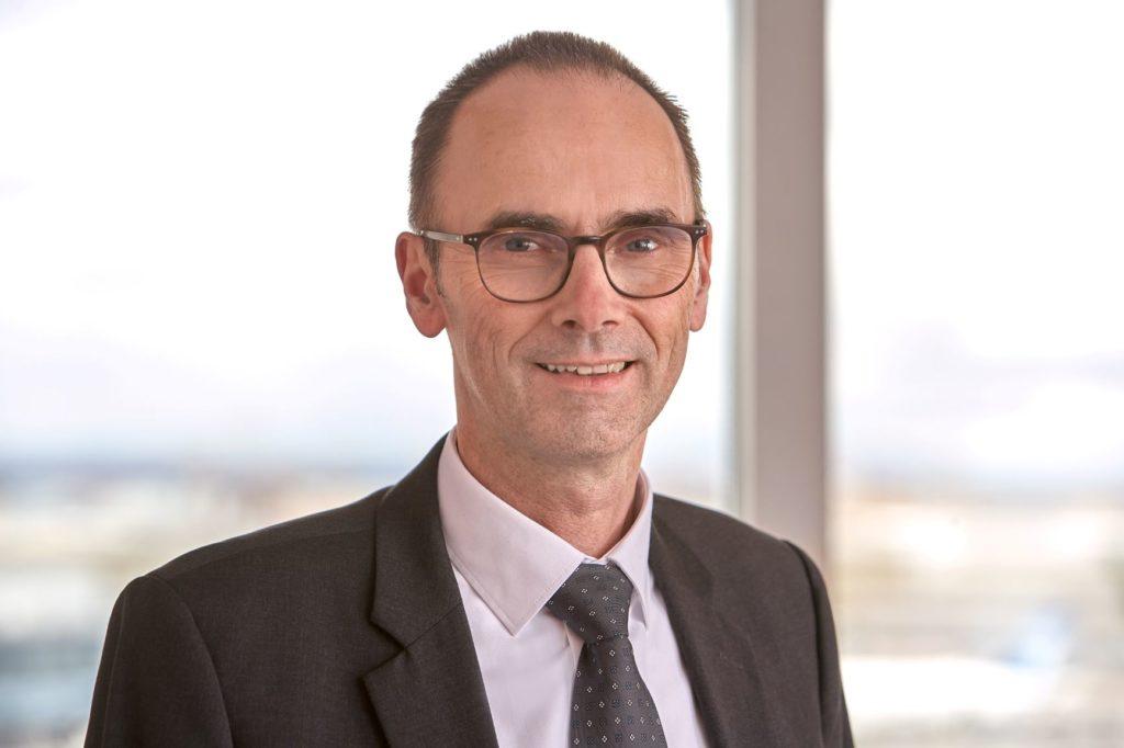Andreas Helbig, Sprecher des FFI-Vorstands. Foto: FFI