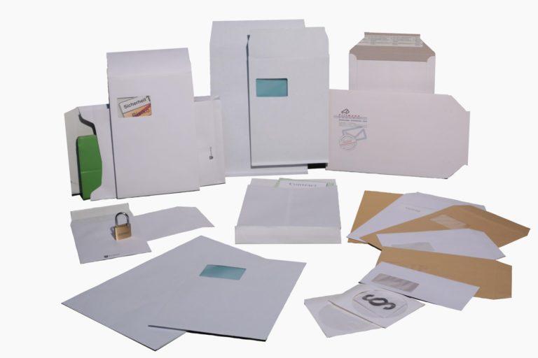 Zwar geht das Volumen an Briefumschlägen und Versandtaschen zurück – im Bereich des (Dialog-) Marketings stehen die Zeichen aber oft auf Print. Foto: Tillmann Druck