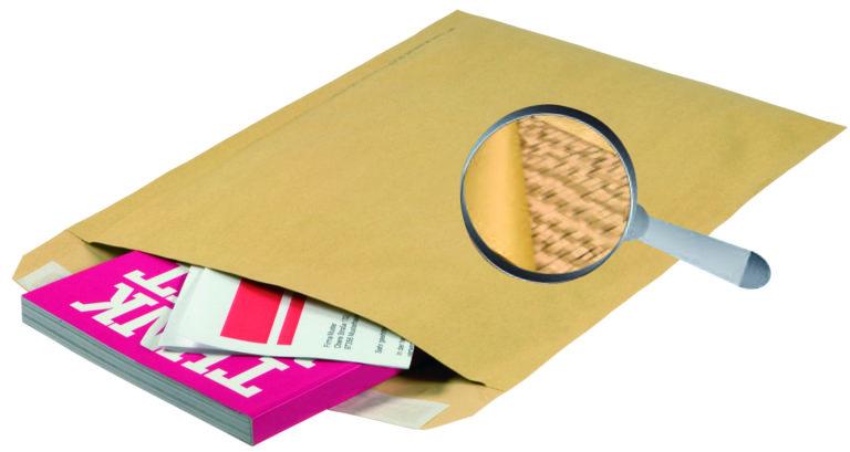 """""""Sumo""""-Papierpolstertaschen sorgen für optimalen Schutz. Foto: Antalis"""