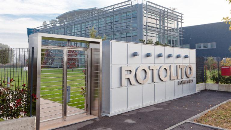 Rotolito-Hauptsitz in Pioltello bei Mailand (Italien). Foto: Meccanotecnica