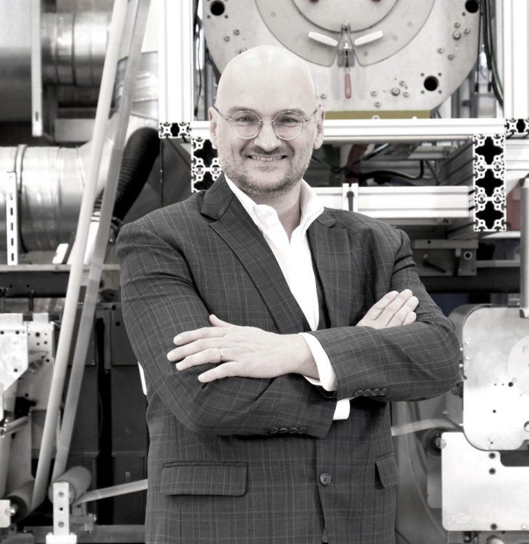 Dario Urbinati. Foto: Gallus Ferd. Rüesch AG