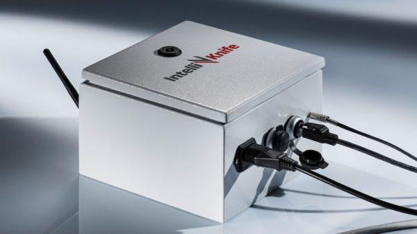 """""""Intelligentes"""" Messer in der Werkzeug-Box. Foto: hagedorn"""