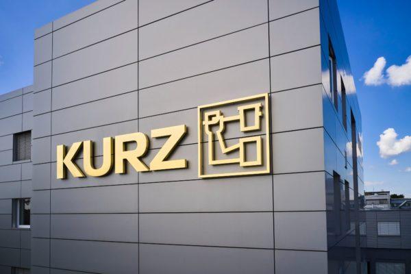 Stammsitz der Leonhard Kurz Stiftung & Co. KG in Fürth bei Nürnberg. Foto: Kurz
