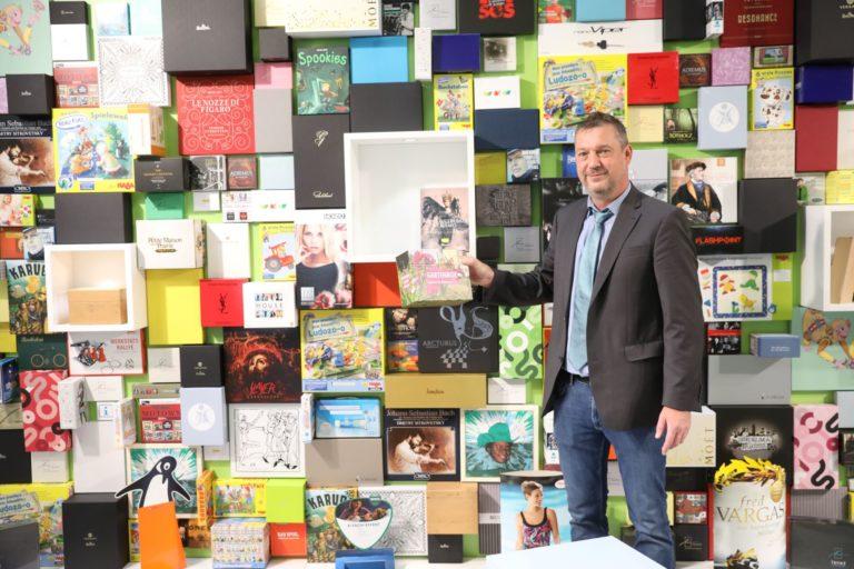 Fachpack in Nürnberg: Enorme Produktvielfalt hinsichtlich Verpackung, Technik und Prozesse. Foto: Messe Nürnberg