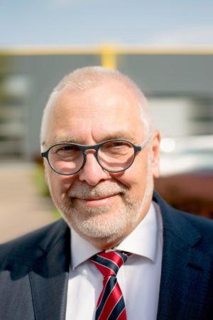 Manfred Cuno, geschäftsführender Gesellschafter GCC (Grafisches Centrum Cuno). Foto: GCC
