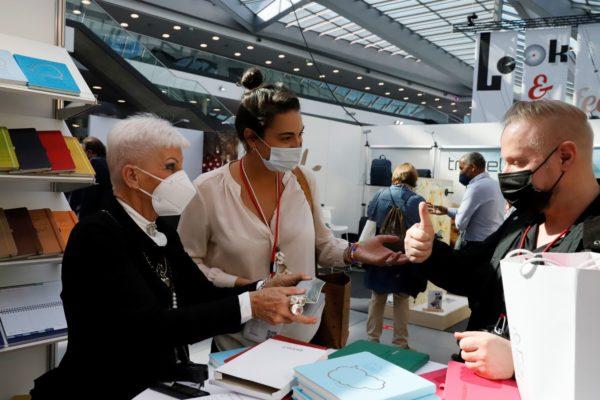 Mehr als 120 Aussteller und über 970 Besucher auf der Bonner Werbeartikel-Messe. Foto: WA Media