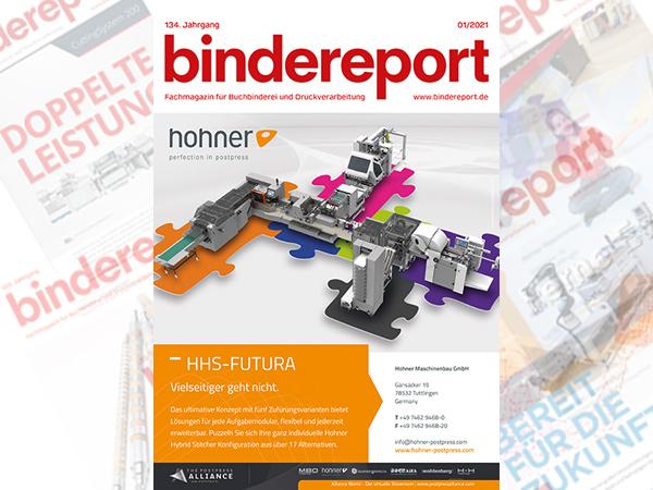 Bindereport Ausgabe 1/2021