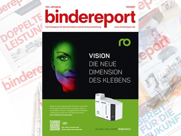 bindereport Ausgabe 3/2021