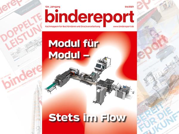 Bindereport Ausgabe 4.2021