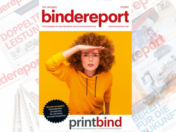 bindereport Ausgabe 7/2021
