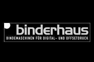 binderhaus Maschinen für Digital- und Offsetdruck
